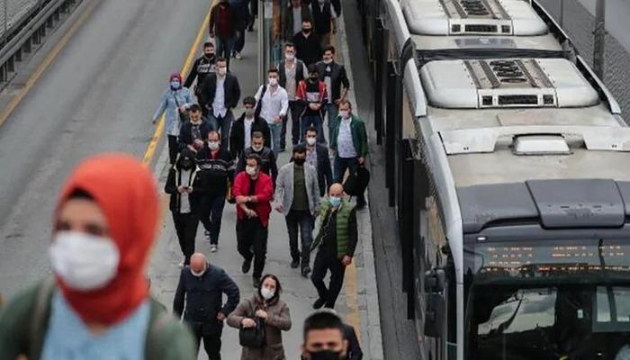İstanbul için 14 gün kısıtlama önerisi