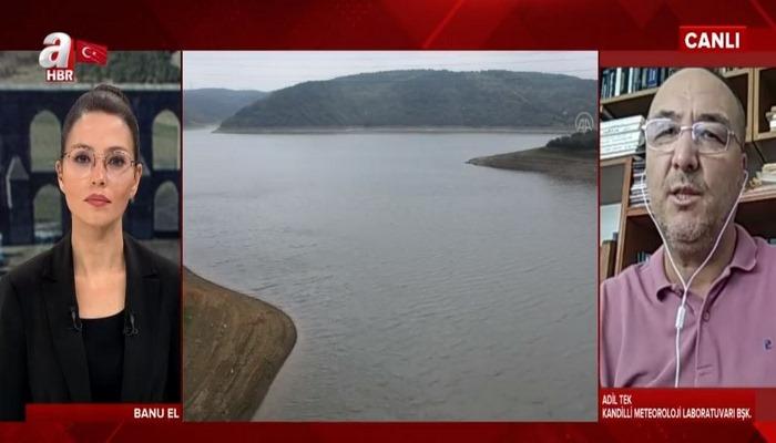 İstanbul için korkutan uyarı! Kuraklık kapıda mı? İstanbul'un kaç günlük suyu kaldı? Uzman isim A Haber'de açıkladı.