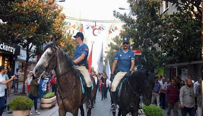 İstanbul'da atlı zabıta dönemi başlıyor!