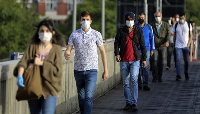 İstanbul'da maske takmayan 15 bin 621 kişiye ceza