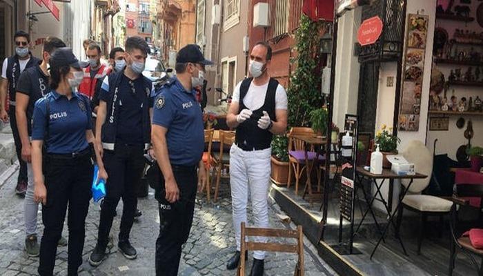 İstanbul'da 'Sağlık için hepimiz için' denetimleri