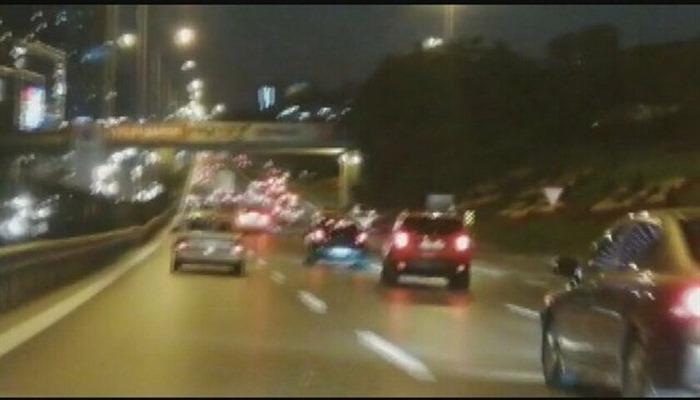 İstanbul'da sivil trafik ekiplerinden drift ve makas denetimi: Cezalar peş peşe geldi