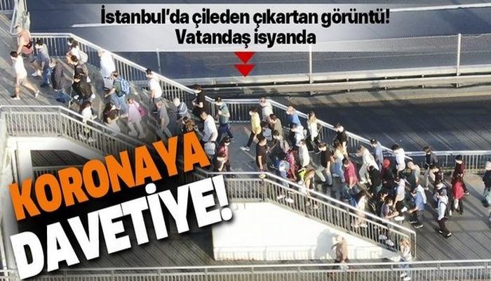 İstanbul'da toplu taşıma çilesi! Vatandaş isyanda: Seferler arttırılsın