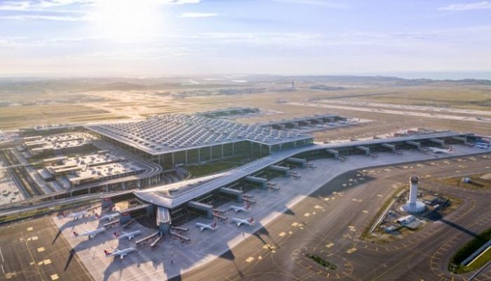 İstanbul'daki havalimanlarından 23 milyon yolcu seyahat etti