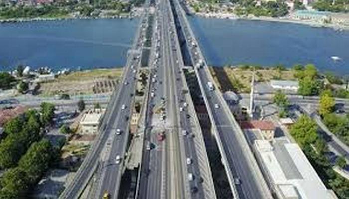 İstanbullular dikkat! Haliç Köprüsü'nde bir ay sürecek yol çalışması başladı