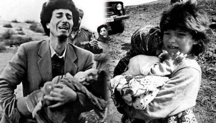 İtaliyanın Liveri bələdiyyəsi Xocalı soyqırımını pisləyən sənəd qəbul edib
