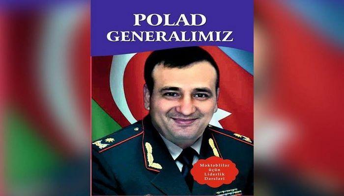 Издана книга о генерале Поладе Гашимове