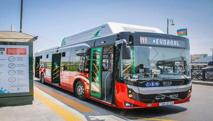 Изменен график работы автобусов по экспресс-маршрутам
