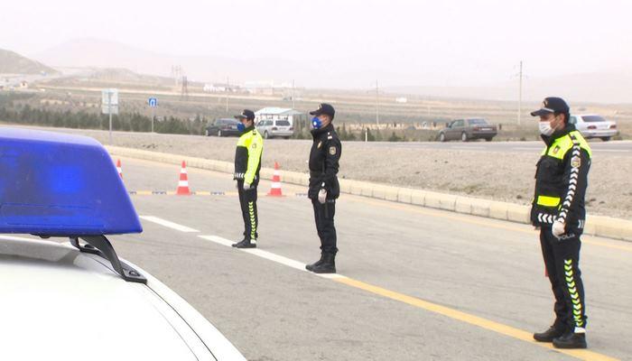 Как будет осуществляться въезд в города и районы Азербайджана, где введен строгий карантинный режим?