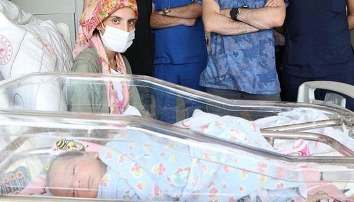 Kalbi duran anne ve karnındaki bebeğin mucize kurtuluşu