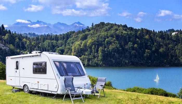 Karavan turizmi için noktalar belirleniyor