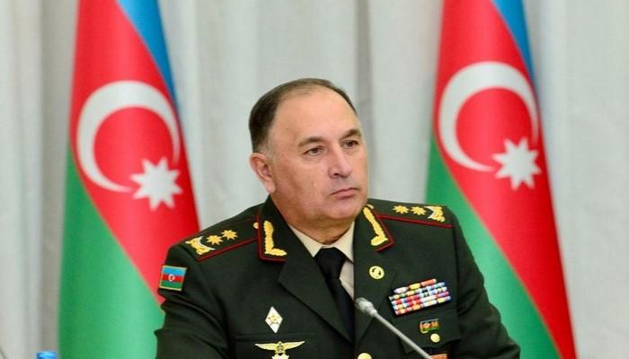 Kərim Vəliyev Azərbaycan Ordusunun Baş Qərargah rəisi təyin edildi