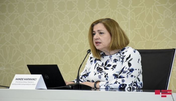 Ханде Харманджи: Возобновление поездок из Баку в районы может привести к росту инфицирования коронавирусом