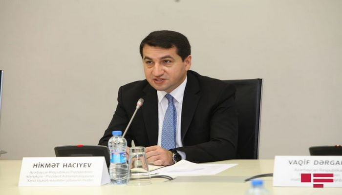 Хикмет Гаджиев: В Конгрессе США много тех, кто понимает, что Армения осуществляет провокацию