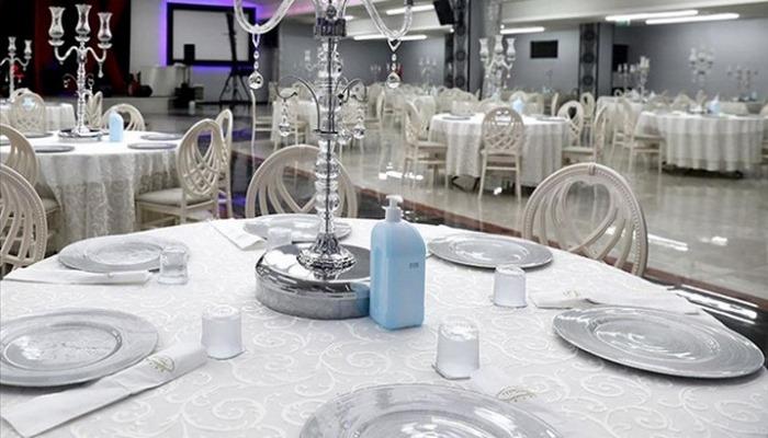 Kırıkkale'de düğünlerde yiyecek ve içecek ikramı yapılmayacak