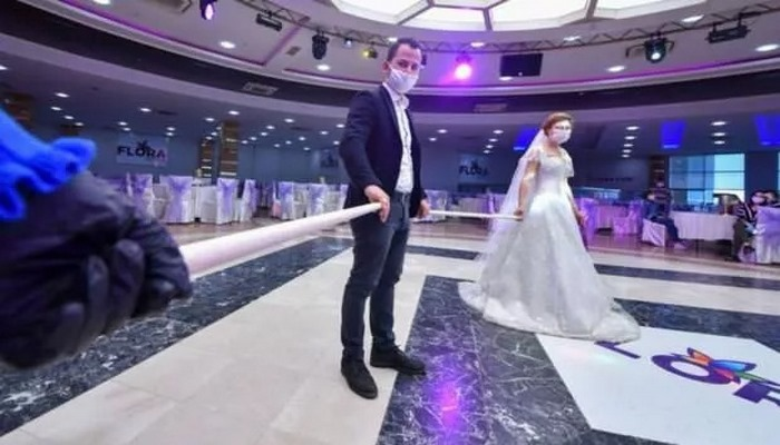 Kırşehir'de düğünlere saat sınırlaması