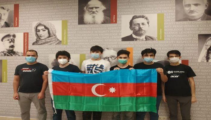 Команда Азербайджана завоевала на Международной олимпиаде по информатике 3 медали
