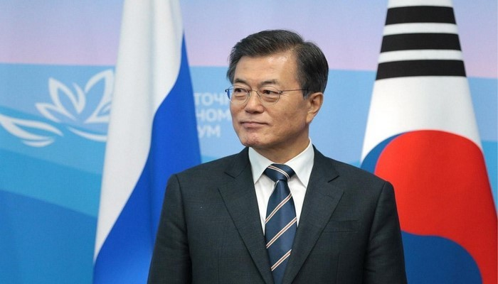 Koreya Prezidenti İlham Əliyevi təbrik edib