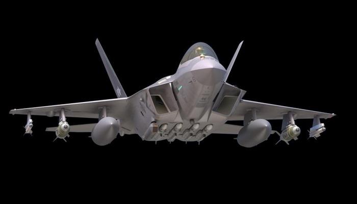 Koreyalılar eyni vaxtda 1000-dən çox hədəfi izləyə bilən yeni qırıcı üçün  radarın prototipini göstərdilər