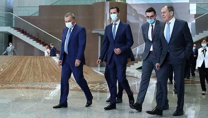 Lavrov'dan Türkiye, Suriye ve İran vurgusu!