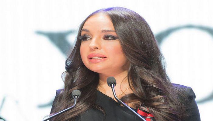 Лейла Алиева посвятила стихотворение шехидам