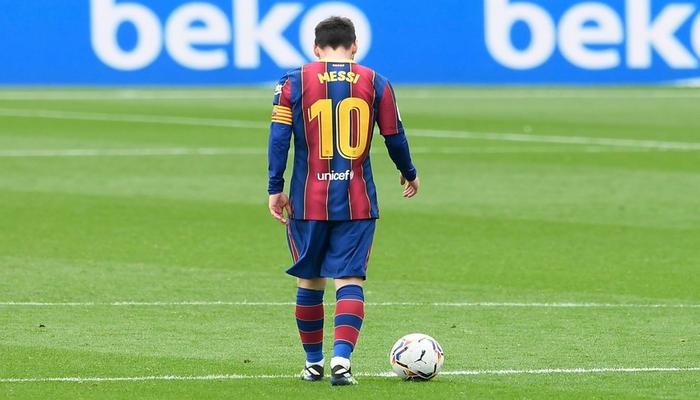 """Lionel Messi """"Barselona"""" ilə vidalaşıb - RƏSMİ"""