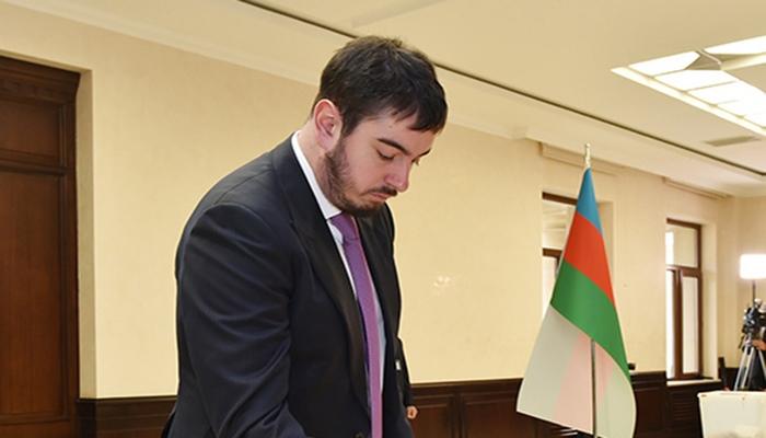"""Lukaşenko İlham Əliyevin oğlundan danışdı - """"Bu, onun başucalığıdır"""""""