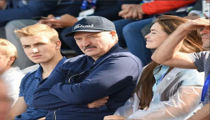 """Lukaşenko: """"Mənim Kolyam, yəqin ki, heç vaxt prezident olmayacaq"""""""