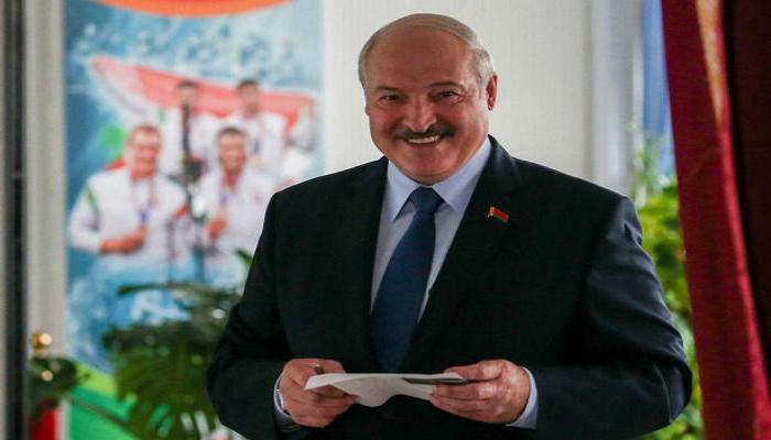 Лукашенко: Я не отдам власть