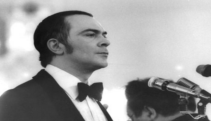 Любовь моя – мелодия:  Сегодня Муслиму Магомаеву исполнилось бы 78 лет...