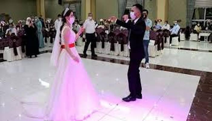 Malatya'da düğünlere Kovid-19 ayarı: Her türlü yiyecek ikramında bulunulması yasaklandı
