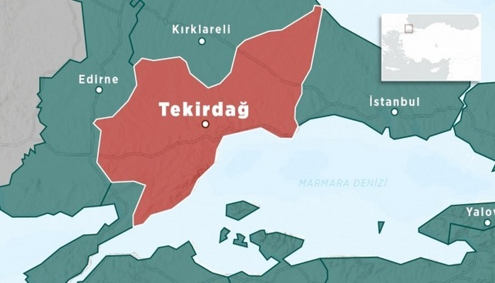Marmaraereğlisi açıklarında deprem: İstanbul da sallandı