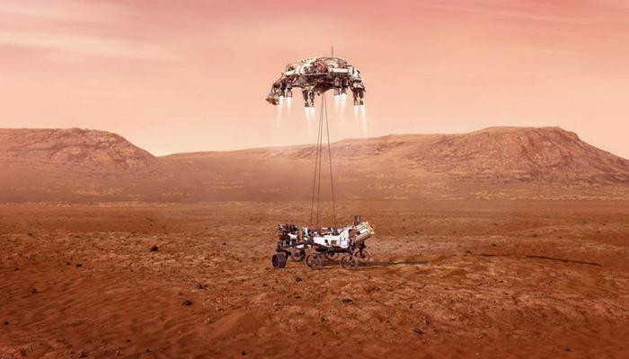 Marsda milyonluq şəhərin yaradılması tarixi açıqlandı