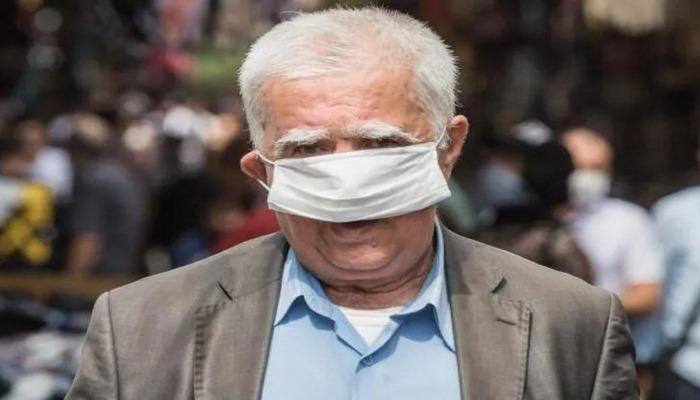 Maske ve sosyal mesafe kuralı unutuldu!