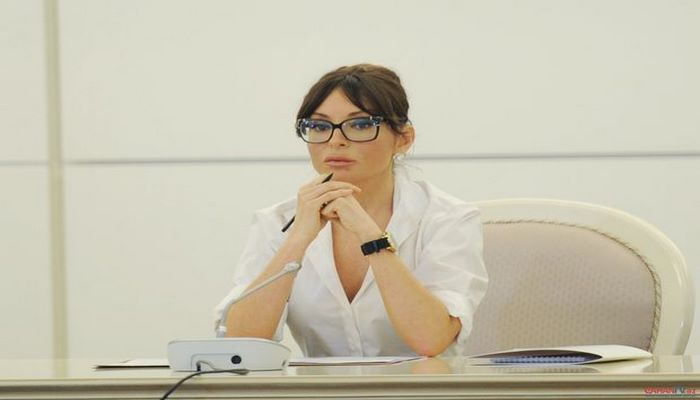 Mehriban Əliyeva Aleksandr Atanın vəfatı ilə əlaqədar bağsağlığı verib