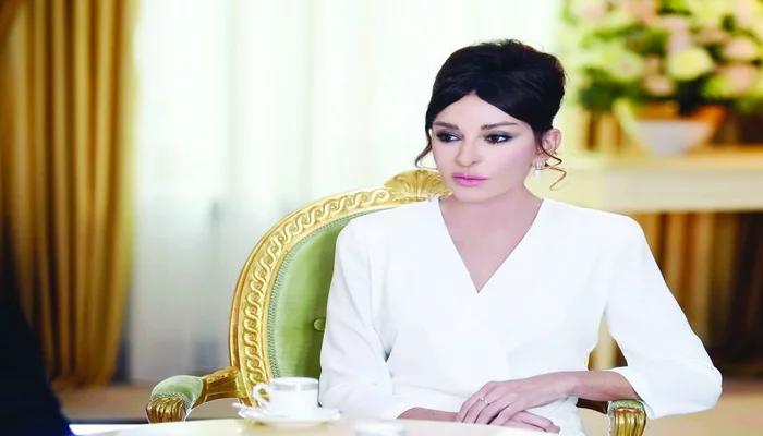 Mehriban Əliyeva Cəbrayıldan şəkil paylaşdı