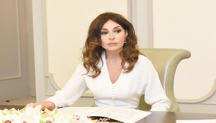 Mehriban Əliyeva Qurban bayramı münasibətilə Azərbaycan xalqını təbrik edib
