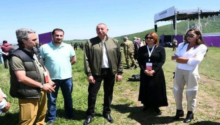 """Mehriban Əliyeva: """"Şuşa 29 ildən sonra yenə doğmalarını, qonaqlarını qarşılayır"""""""