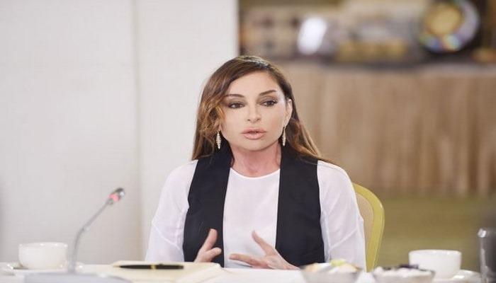 Mehriban Əliyeva Türkiyə xalqını təbrik edib