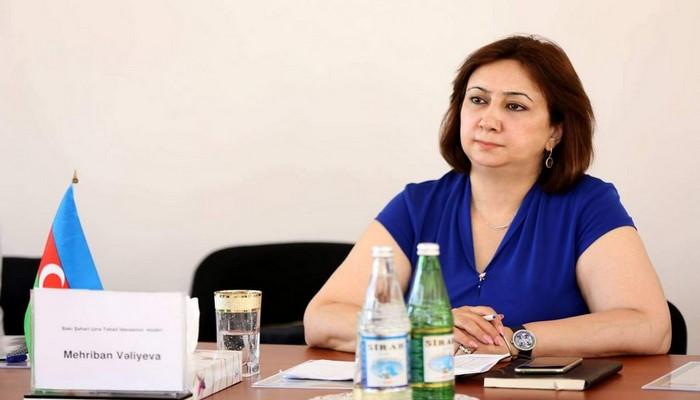 """Mehriban Vəliyeva: """"COVID-19 pasportu olmayan təhsil işçiləri ilə bağlı məhdudiyyətlər olacaq"""""""