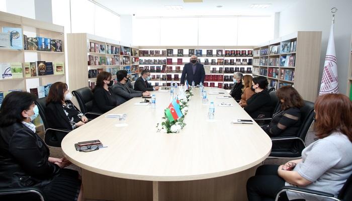 MEK-də 31 Mart Azərbaycanlıların Soyqırımı qurbanları anılıb