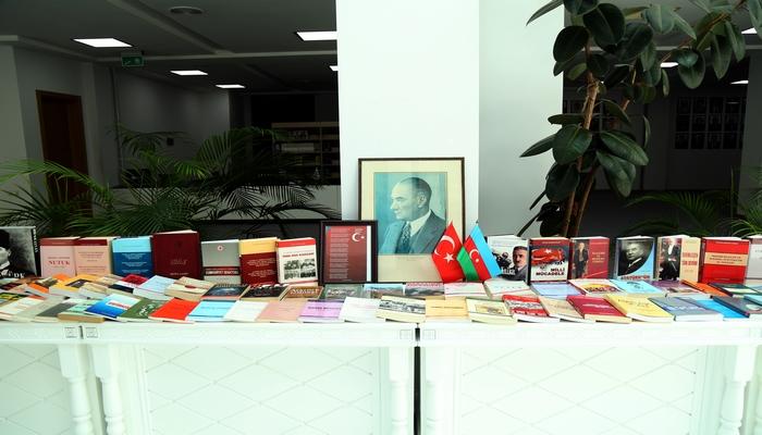 """MEK-də """"Türk ədəbiyyatı həftəsi"""" fəaliyyətə başlayıb"""