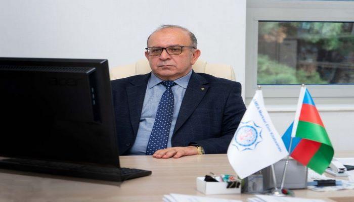 MEK-in baş direktoru beynəlxalq elmi iclasda Azərbaycanı təmsil edib
