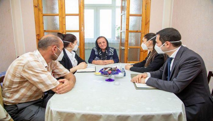 Мехрибан Алиева дала поручение Фонду Гейдара Алиева в связи с 12 военнослужащими, ставшими шехидами в Товузском направлении