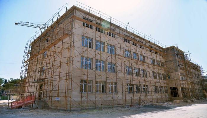 В Баку построено шесть новых школ