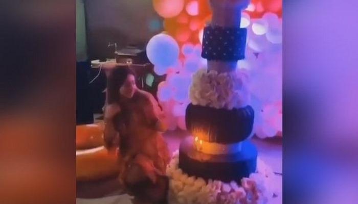 Məmur övladı karantin günlərində özünə doğum günü təşkil etdi
