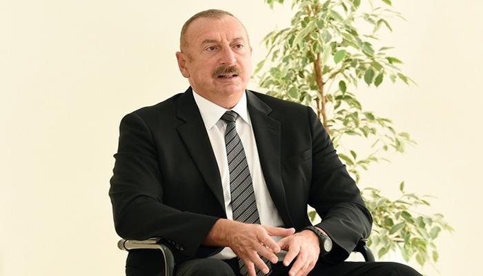 """""""Mənə nə qədər məktub gəldi ki…"""" - İlham Əliyev"""