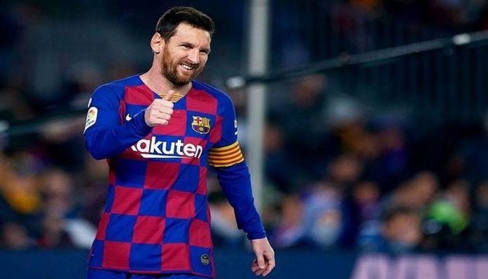 Messi anti-koronavirus döşəkdə yatır