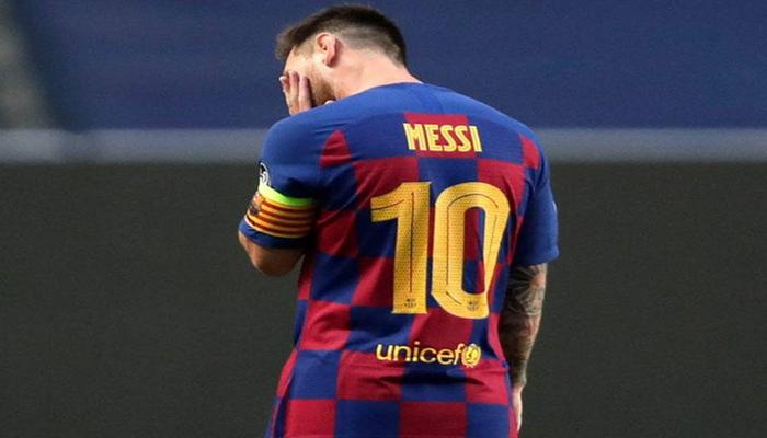 "Messi bu klubun simvoludur"" - Tuxel"