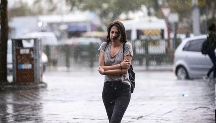 Meteoroloji uyardı! İstanbul'da gök gürültülü sağanak yağış bekleniyor